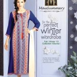 Mausummery Fall Winter Collection 2013 For Women (1)