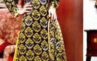 Naqsh by Shaista Girls Winter Fall Dresses (4)