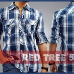 Red Tree Casual Shirts For Men (4)