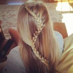 UK Teenage Girls beautiful and stylish Hairstyles (8)