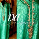 Women Party Wear Dress Collection by Naureen Arbab (5)