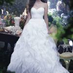 Alfred Angelo bridal wear latest collection for women
