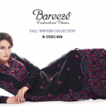 Bareeze Embroidered Classic Women Winter Collection 2013-2014