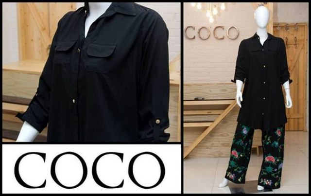 Coco by Zara Shahjahan Girls Winter Collection 2013-2014