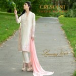 Crescent Faraz Manan Luxury Winter Dresses Collection 2014 (4)