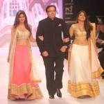Gitanjali Show At India International Jewellery Week 2013 (1)