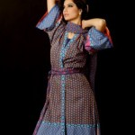 Khaadi Unstitched Winter Women Dress Collection Fashion 2013-2014