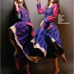 Kuki Concepts Wedding Wear Winter Outfits 2013-2014 For Women