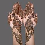 Stylish Bridal Mehndi Designs 2013-14 For Women