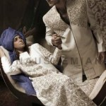 Naushemian Bride and Groom Wedding Collection 2013-14 By Nauman Arfeen (8)