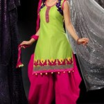 Patiala Shalwar Kameez Fancy Dresses For Punjabi Women (4)