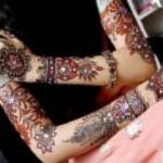 Beautiful Bridal Mehndi Designs 2013-14 For Women