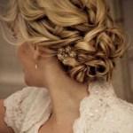UK Western Bridal Trendy Hair Styles 2013-2014 (2)