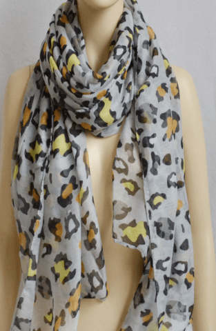 Uber Chic Beautiful Winter Scarfs Collection 2013-14 (9)