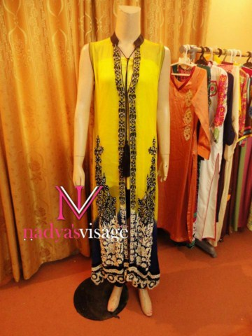 Women Latest Casual Dresses by Nadya's Visage (3)