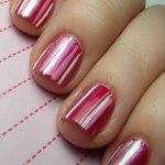 Beautiful Nail Polish Design Women Beauty 2013-14 (3)