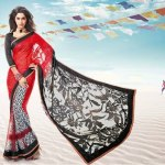 Bollywood Movie Rajkumar Saheli Couture Elegance Stylish Luxury Saree (1)