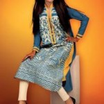 Cross Stitch Latest Elegance Winter Dress Collection 2014 (3)
