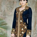 Ethnic Elegance Party Wear Dresses 2013-14 by Natasha Couture (3)