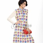 Latest Cross Stitch Elegance Formal Ready To wear dresses