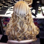 Latest Women Christmas Hairstyles Designs 2013-14