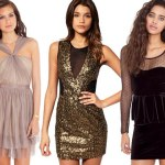 New Year 2014 Evening Party Dress Collection For Girls (2)