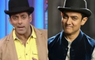 Salman Khan & Aamir Khan Wearing Same Dhoom3 hat
