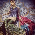 Newest Fashion 2014-2015 For Bridal by Sameen Kasuri