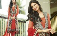 Lovely winter collection dresses by Shimmera