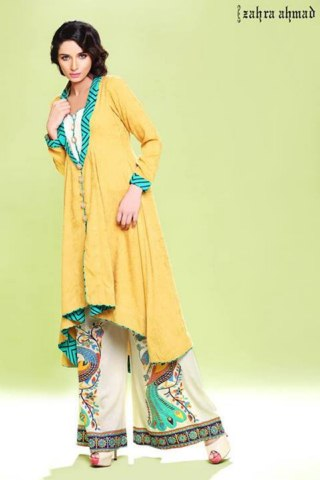 Zahra Ahmad Newest and Elegance Winter Sleeveless jumpsuit For Women