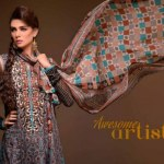 Al Hamra artistry latest collection for Spring summer 2014