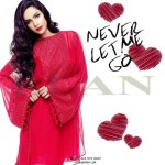 Newest Elen Valentine Day Romantic Winter Dresses 2014