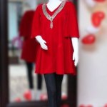 Shirin Hassan Valentines Day Girls Red dresses