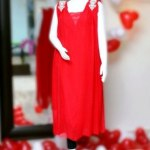valentines day latest shirin hassan stylish dresses 2014