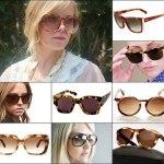 trendy eye care summer sunglasses 2014-2015