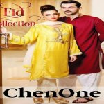 Latest Chen One Eid collection 2014