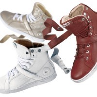 HeyDay Kicks! Sexy sneakers for ballers who don't ball on the court