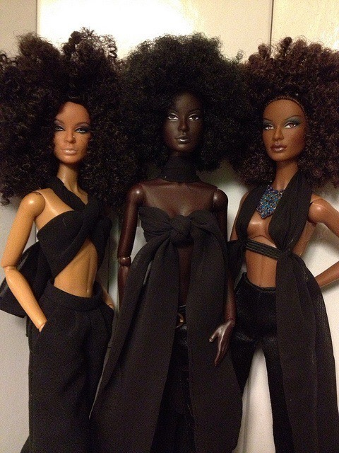 28 Days Of Black History When Was The First Black Barbie
