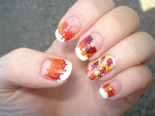 15 Fall Inspired Nail Designs Fashionsycom