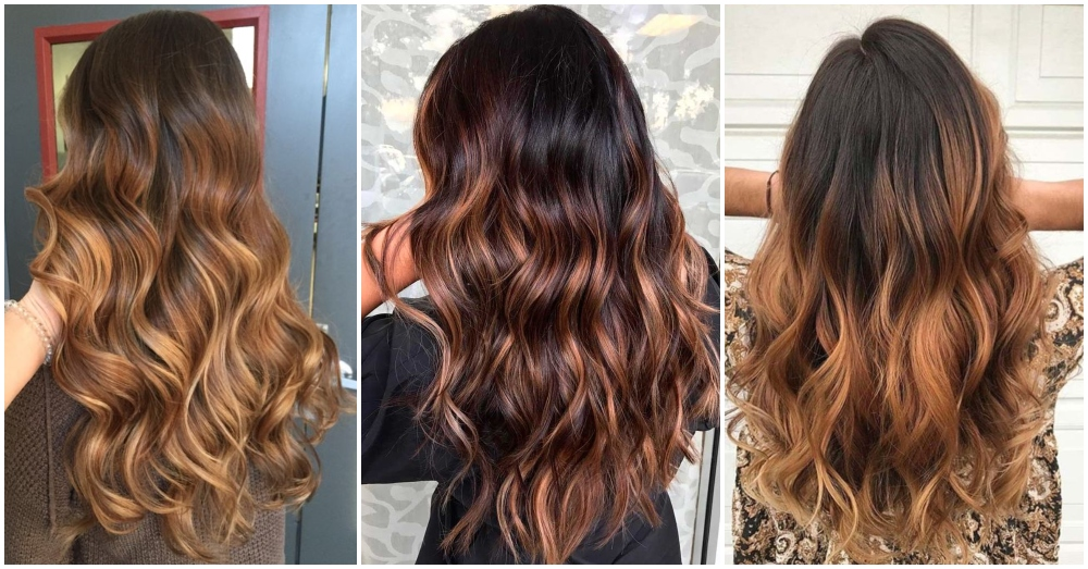 Splendid Caramel Ombre Ideas To Show To Your Hairdresser