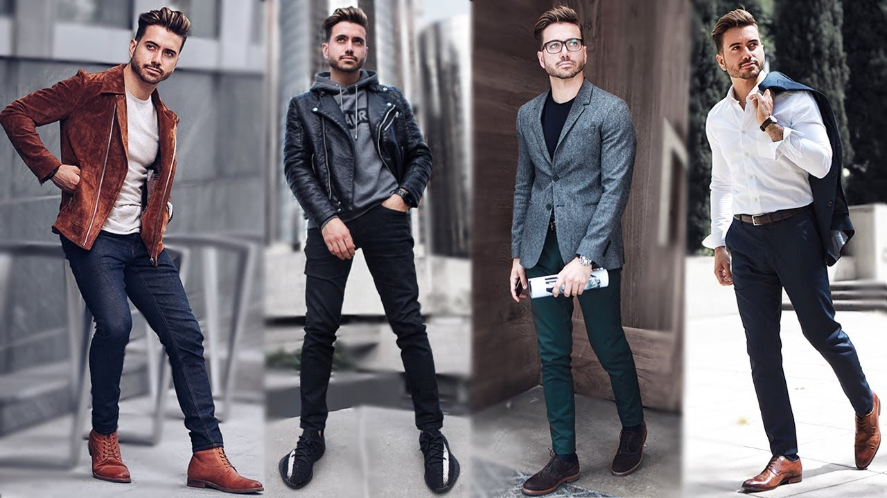 Top Men Fall Fashion Ideas To Follow In 2018 2019