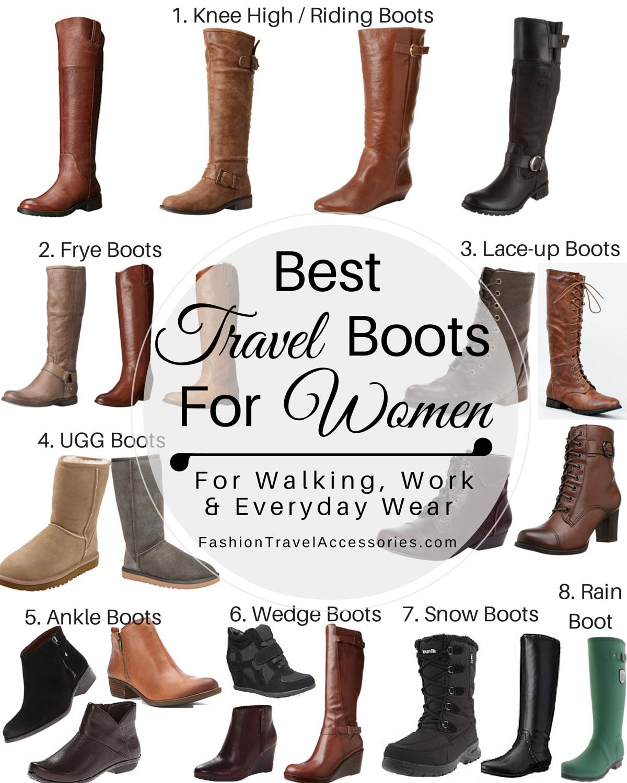 Best Travel Boots For Women For Walking In Winterfallspring
