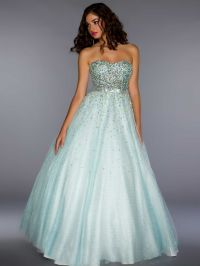 2015 Plus Size Prom Dresses