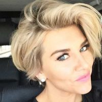 2016 Short Hair Cuts for Women