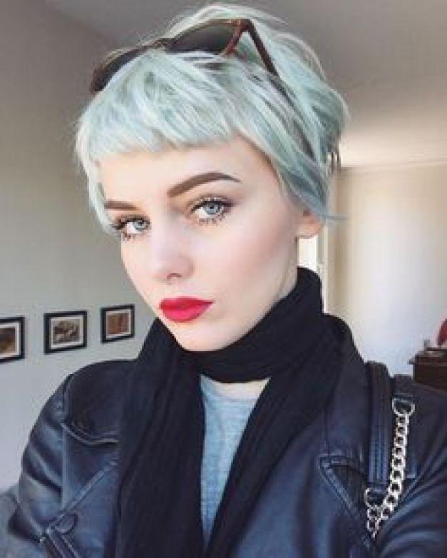2017 Fall 2018 Winter Hairstyles - Bob Haircut