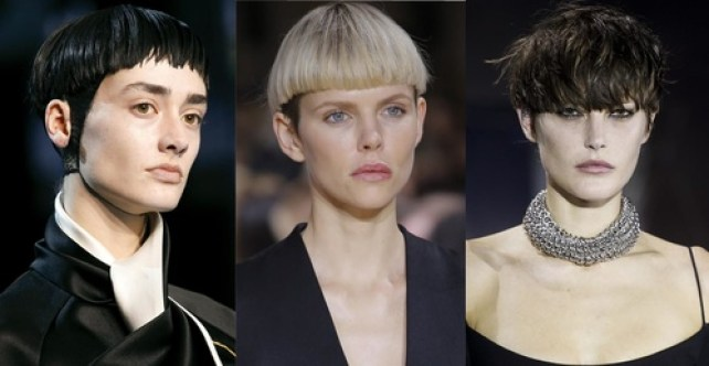 2017 Fall 2018 Winter Hairstyles - Bowl Cuts