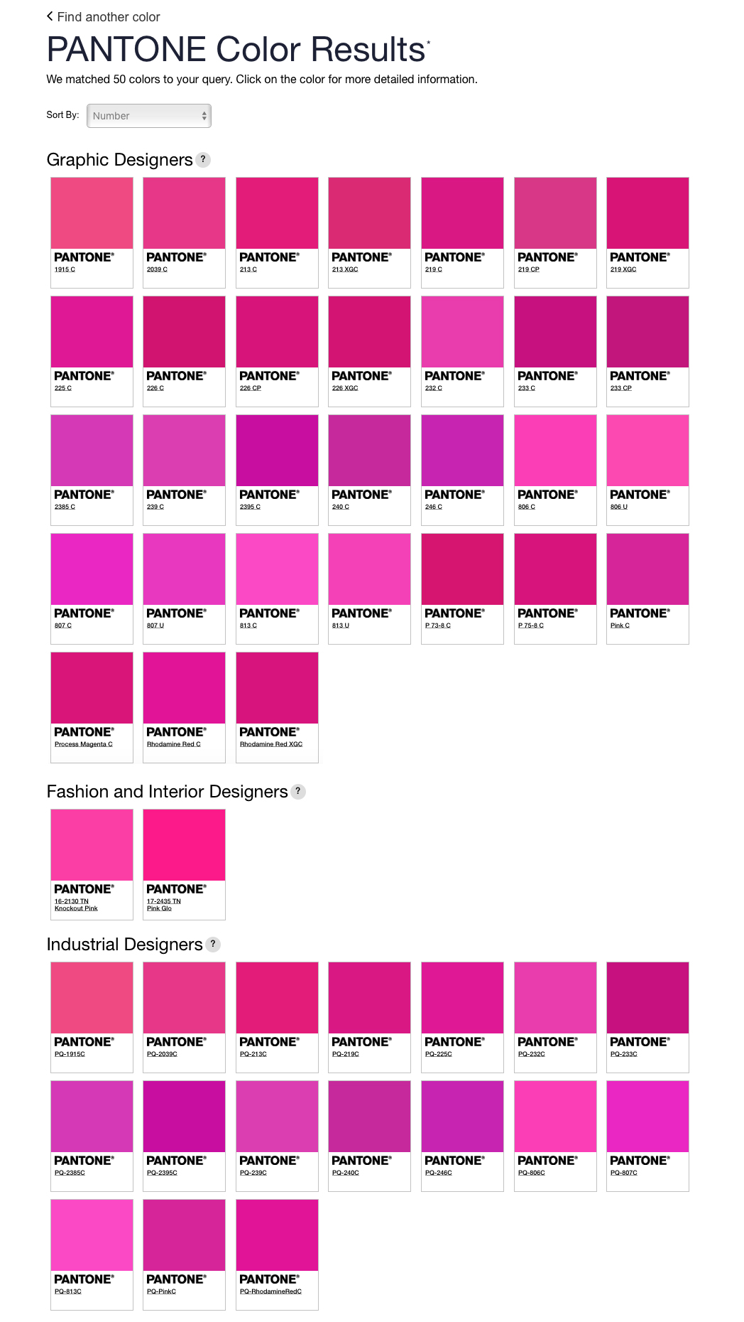 Pantone Color 2016 The New Pantone Color Finder Fashion Trendsetter