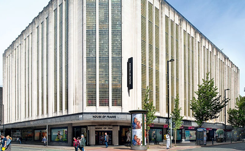 Manchester39s 182 Year Old House Of Fraser To Close In The