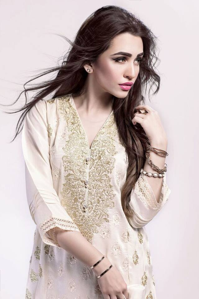 Luxury Pret Agha Noor Collection 2016 Spring-Summer