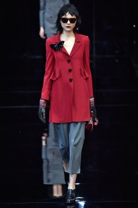 Emporio Milan RTW Fall Winter 2015 February March 2015